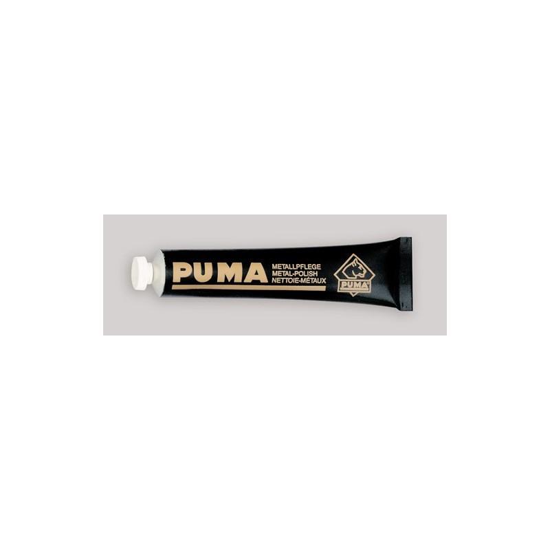Pâte à polir Puma, entretien du couteau
