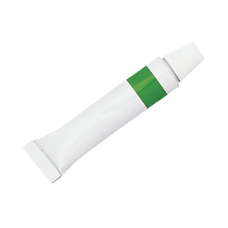 Pâte à cuir en tube Puma pour affûteur au cuir - tube vert