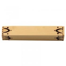 Repose couteaux de table Nontron en buis pyrogravé (lot de 6)