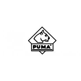 Pâte à polir Puma, entretien du couteau (logo marque Puma)