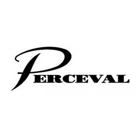 Pâte à polir Perceval, entretien du couteau (logo marque Perceval)