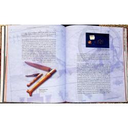 Livre sur le Couteaux de Nontron par Bernard Givernaud (photo intérieur des pages du livre du livre - 2)