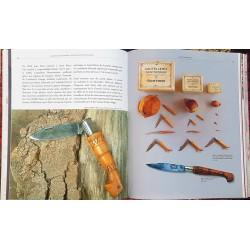 Livre sur le Couteaux de Nontron par Bernard Givernaud (photo intérieur des pages du livre du livre - 3)