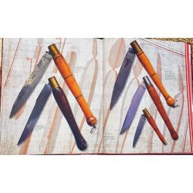 Livre sur le Couteaux de Nontron par Bernard Givernaud (photo intérieur des pages du livre du livre - 4)