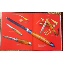 Livre sur le Couteaux de Nontron par Bernard Givernaud (photo intérieur des pages du livre du livre - 5)