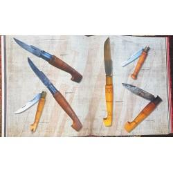 Livre sur le Couteaux de Nontron par Bernard Givernaud (photo intérieur des pages du livre du livre - 6)