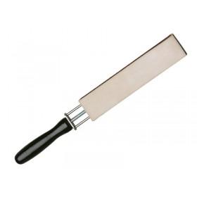 Affuteur au cuir à tendeur à vis Herold pour couteaux ou rasoir