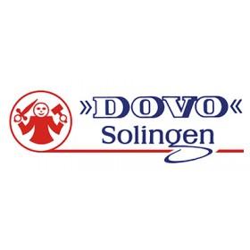 Affuteur au cuir à tendeur à vis Dovo - Solingen pour couteaux ou rasoir (photo du logo)