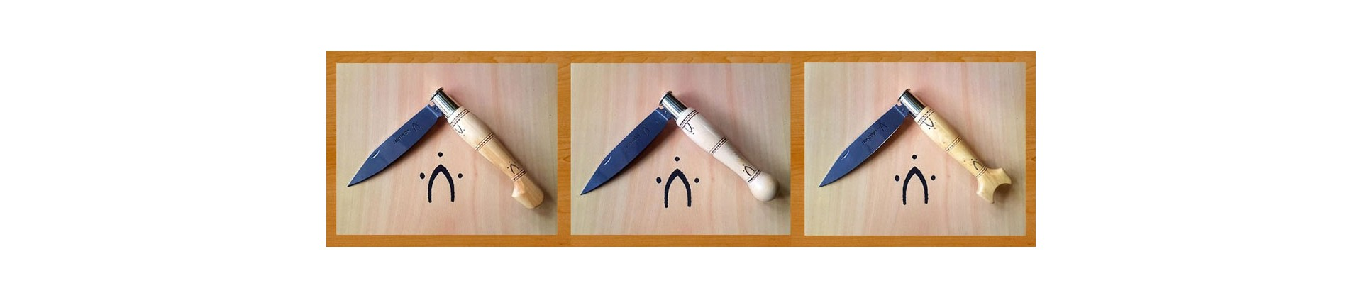 Découvrez toute la gamme de couteaux Nontron pliants